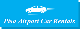 Pisa Airport Car Rentals